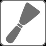 Anwendung: Spachtel