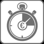 spart Zeit und Geld