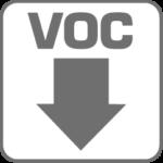 very low in VOCs