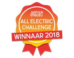 Auszeichnung All Electric Challenge