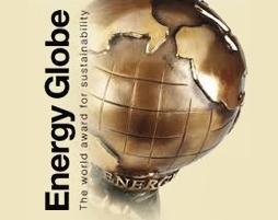 Auszeichung Energy Globe