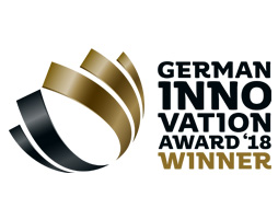 Auszeichung German Innovation Award