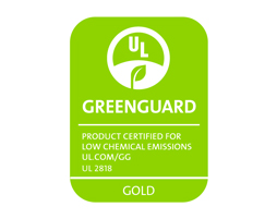 Zertifikat Greenguard