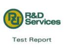Zertifikat R&D Services