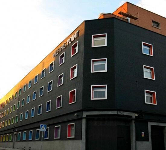 Das Schwarze Haus in Madrid 01