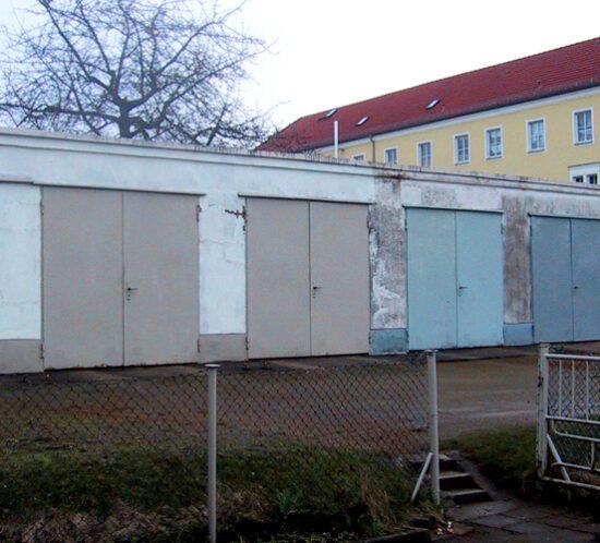 Garagen in Forst nach 7 Jahren 01