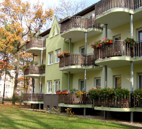 Mehrfamilienhaus in Spremberg 08
