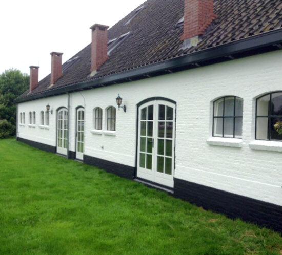 Sanierung Bauernhaus in den Niederlanden 07