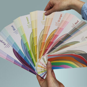 Lumen colour fan