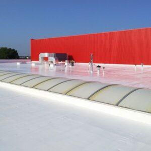 ThermoActive Dachbeschichtung
