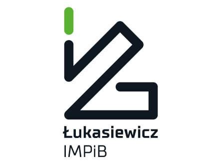 Logo IMPiB Lukasiewicz