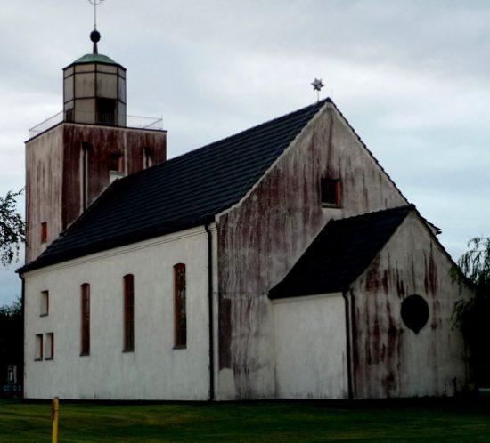 St. Peter's Church in Mönkebude 01