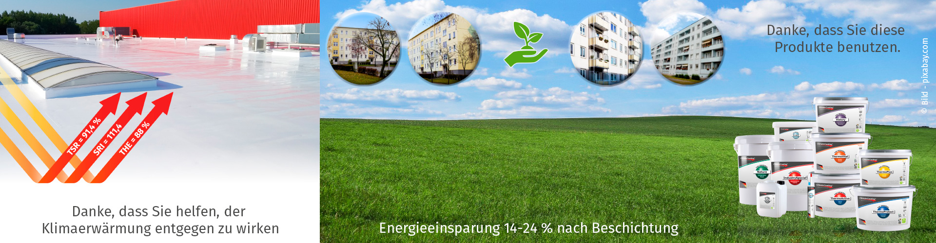 We say thank you. Thank you for helping to reduce CO2 emissions.